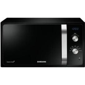 MS23F301EAK Solo Microwave Oven, Black