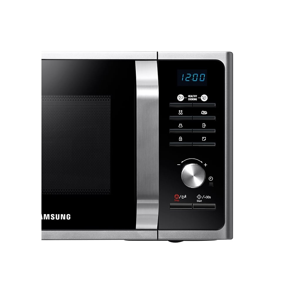 Samsung MS23F301TAS SOLO Microwave Oven, Silver