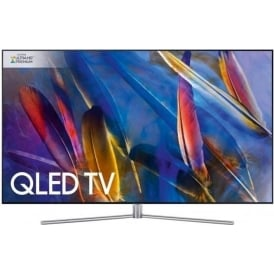 "QE55Q7F 55"" Smart 4K Ultra HD QLED Flat Screen TV"