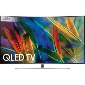 "QE55Q8C 55""Smart 4K Ultra HD QLED Curve TV"