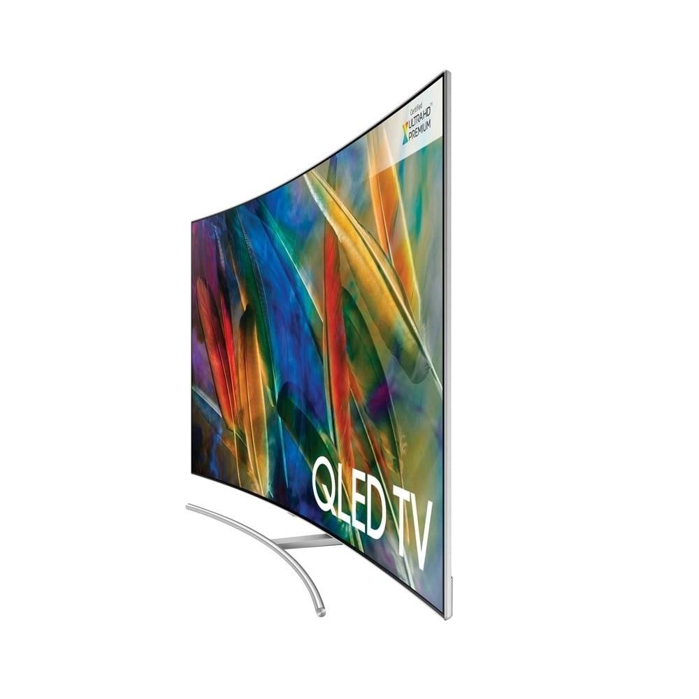 samsung qe65q8c 65 4k ultra hd smart qled curve tv samsung from uk. Black Bedroom Furniture Sets. Home Design Ideas
