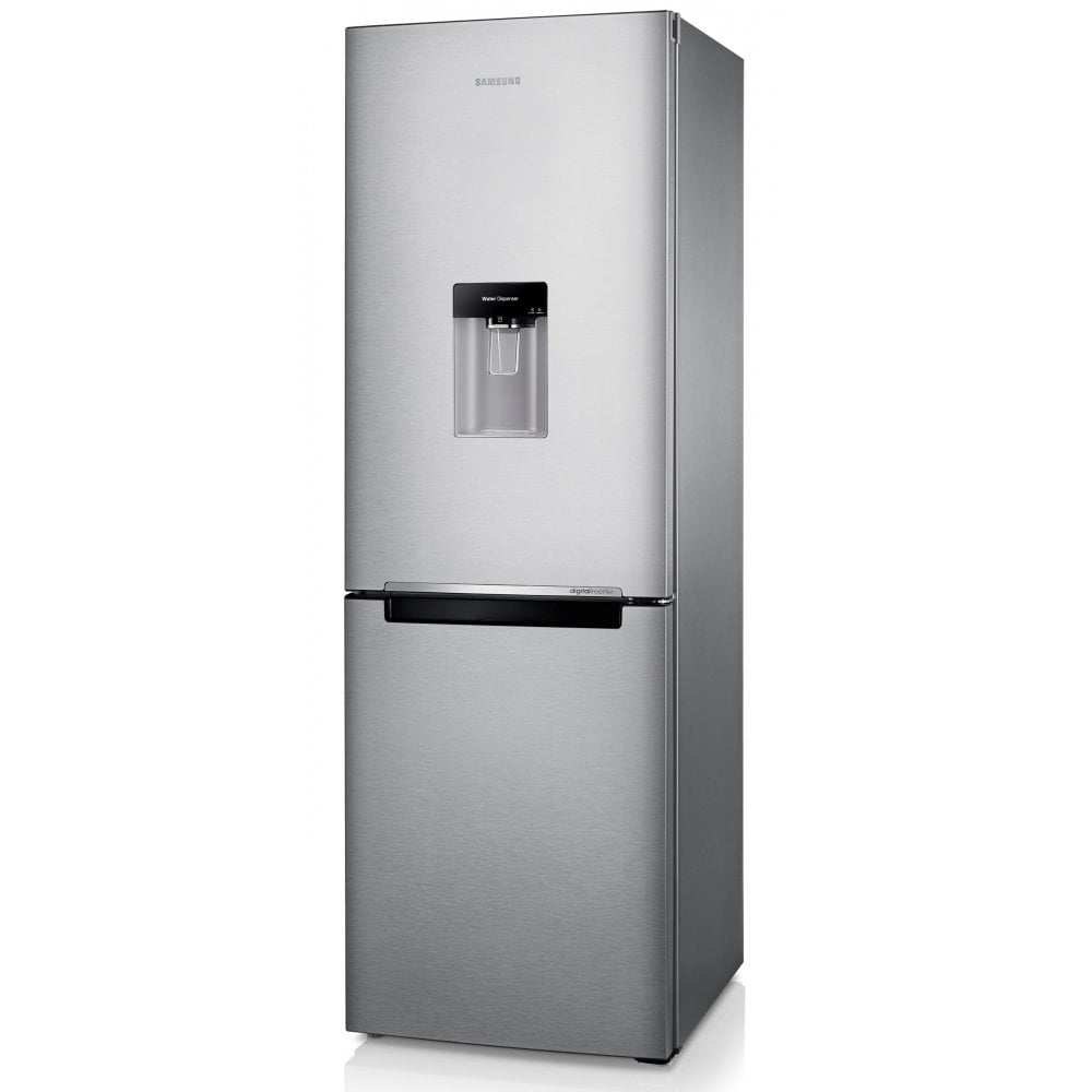 RB29FWRNDSA Frost Free, A+ Energy Rating Fridge Freezer with Non-Plumbed  Water Dispenser, Silver