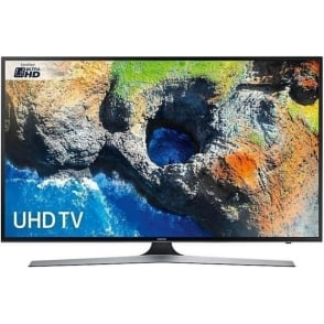 "UE40MU6120 40"" HDR 4K Ultra HD Smart TV, Black"