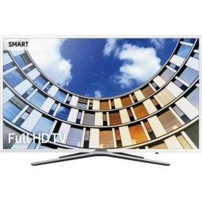 "UE49M5510 49"" Full HD Smar TV, White"