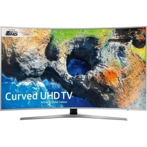 "UE55MU6500 55"" 4K Ultra HD Smart Curve LED TV"