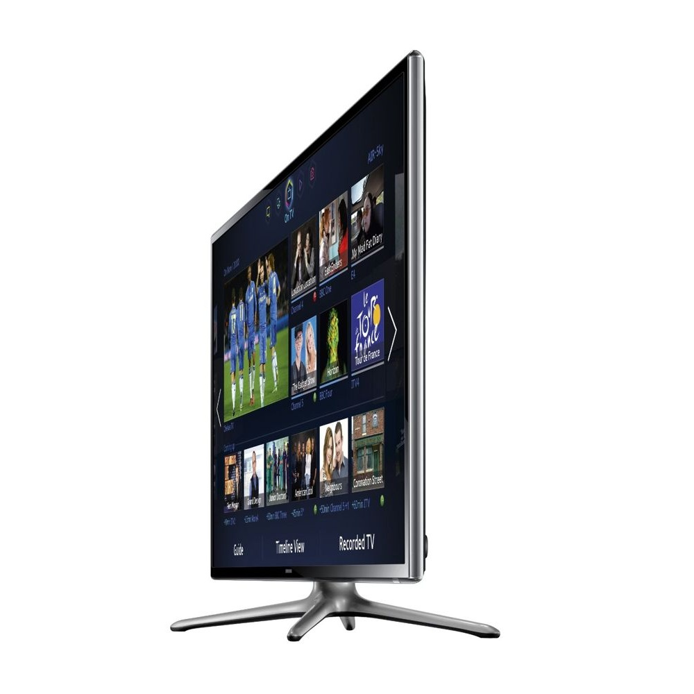 samsung ue60f6300 60 39 39 widescreen 1080p full hd smart led tv. Black Bedroom Furniture Sets. Home Design Ideas