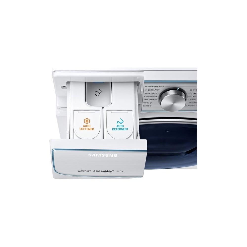 WW10M86DQOA QuickDrive™ 10kg, 1600rpm, A+++ Freestanding Washing Machine  with AddWash™, White