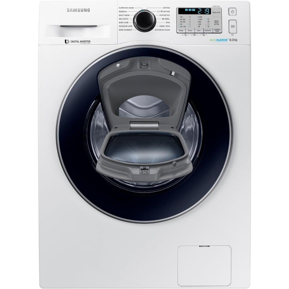 Samsung Ww80k5413uw 8kg 1400rpm A Ecobubble