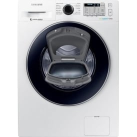 WW80K5413UW 8kg, 1400rpm Freestanding Washing Machine, White