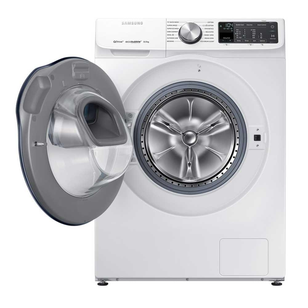 WW80M6450PM QuickDrive™ 8kg, 1400rpm, A+++ Freestanding Washing Machine  with AddWash™, White