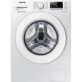 WW90J5456MW 9kg, 14000rpm, A+++ Ecobubble Freestanding Washing Machine, White