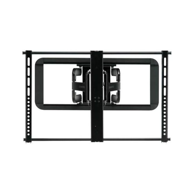 "Sanus VLF320 Full Motion Super Slim TV Wall Mount 51""-70"", Black"