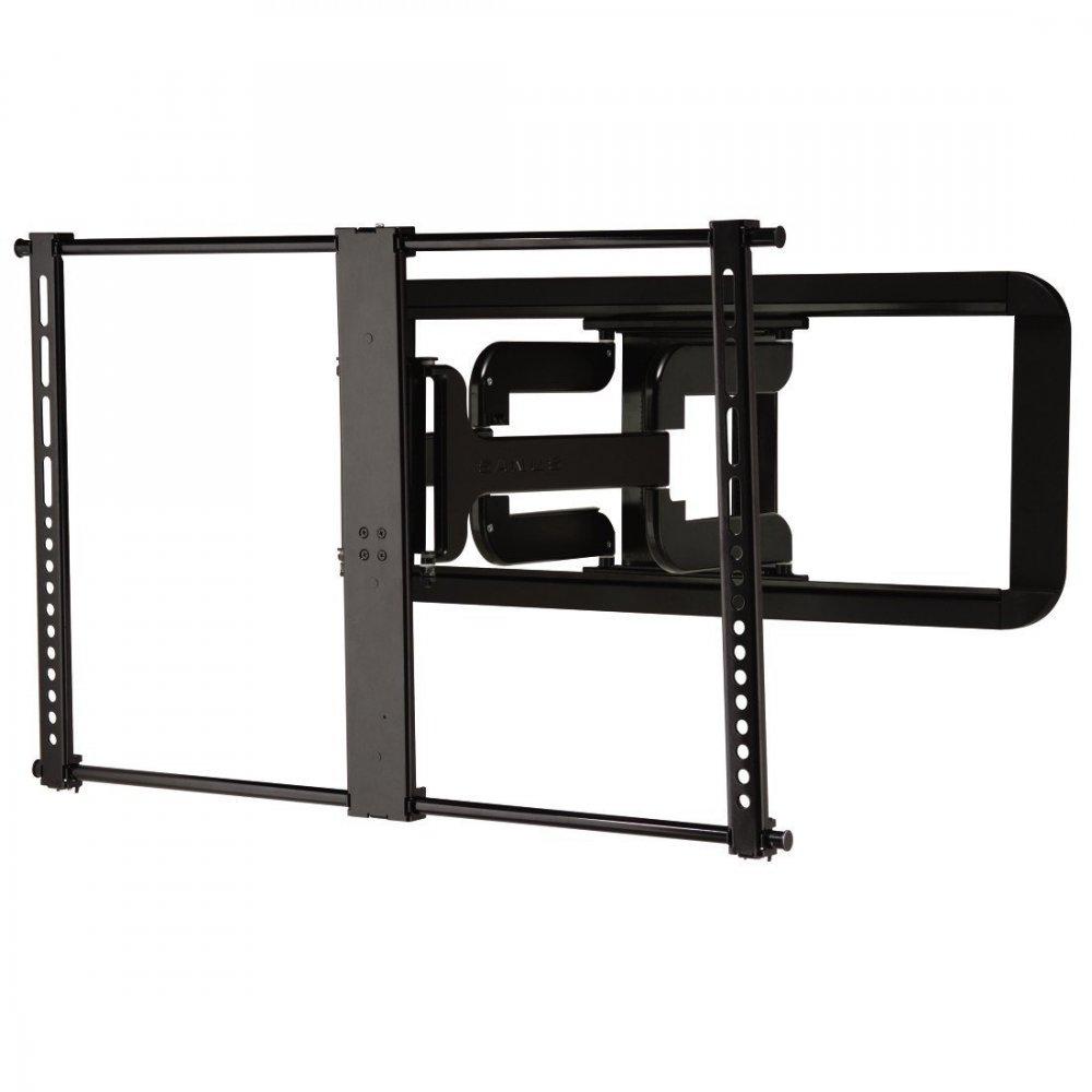 sanus vlf320 full motion super slim tv wall mount 51 70 black sanus from uk. Black Bedroom Furniture Sets. Home Design Ideas