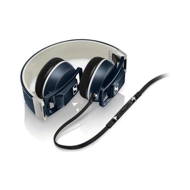 Sennheiser 50645 Urbanite On Ear Headphones iPhone/iPad/iPod Compatible , Denim