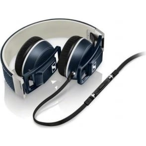 50645 Urbanite On Ear Headphones iPhone/iPad/iPod Compatible , Denim