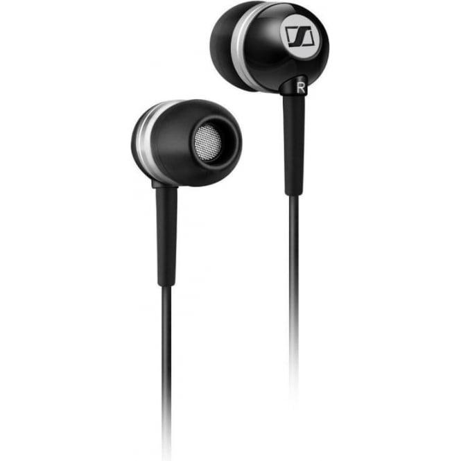 Sennheiser CX 300 II Precision Noise Isolating Earphones, Black