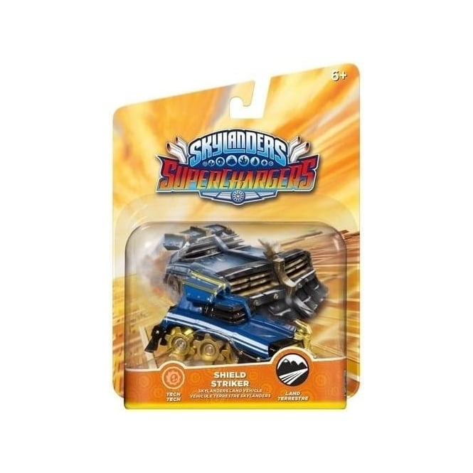 SKYLANDERS Shield Striker Single Vehicle for Skylanders SuperChargers