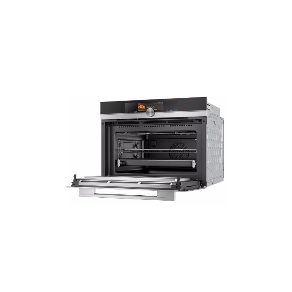 Siemens CM678G4S6B iQ700 Compact Oven with Microwave - Home ...