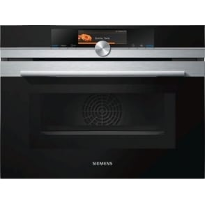 CM678G4S6B iQ700 Compact Oven with Microwave