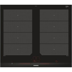 IDEX675LXC1E iQ700 Flex Induction Hob Side Trim with Bevelled Front Edge, Stainless Steel