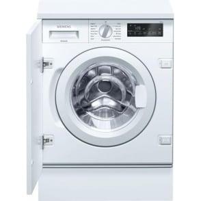 WI14W500GB iQ700 8kg, 1400rpm,  A+++ Fully Integrated Washing Machine, White
