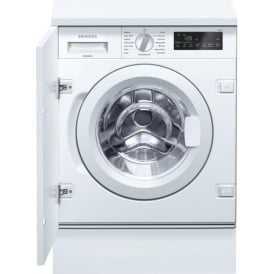WI14W500GB iQ700 Fully Integrated A+++ Washing Machine, White
