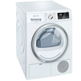 WT45N200GB 8kg, B Condenser Tumble Dryer, White