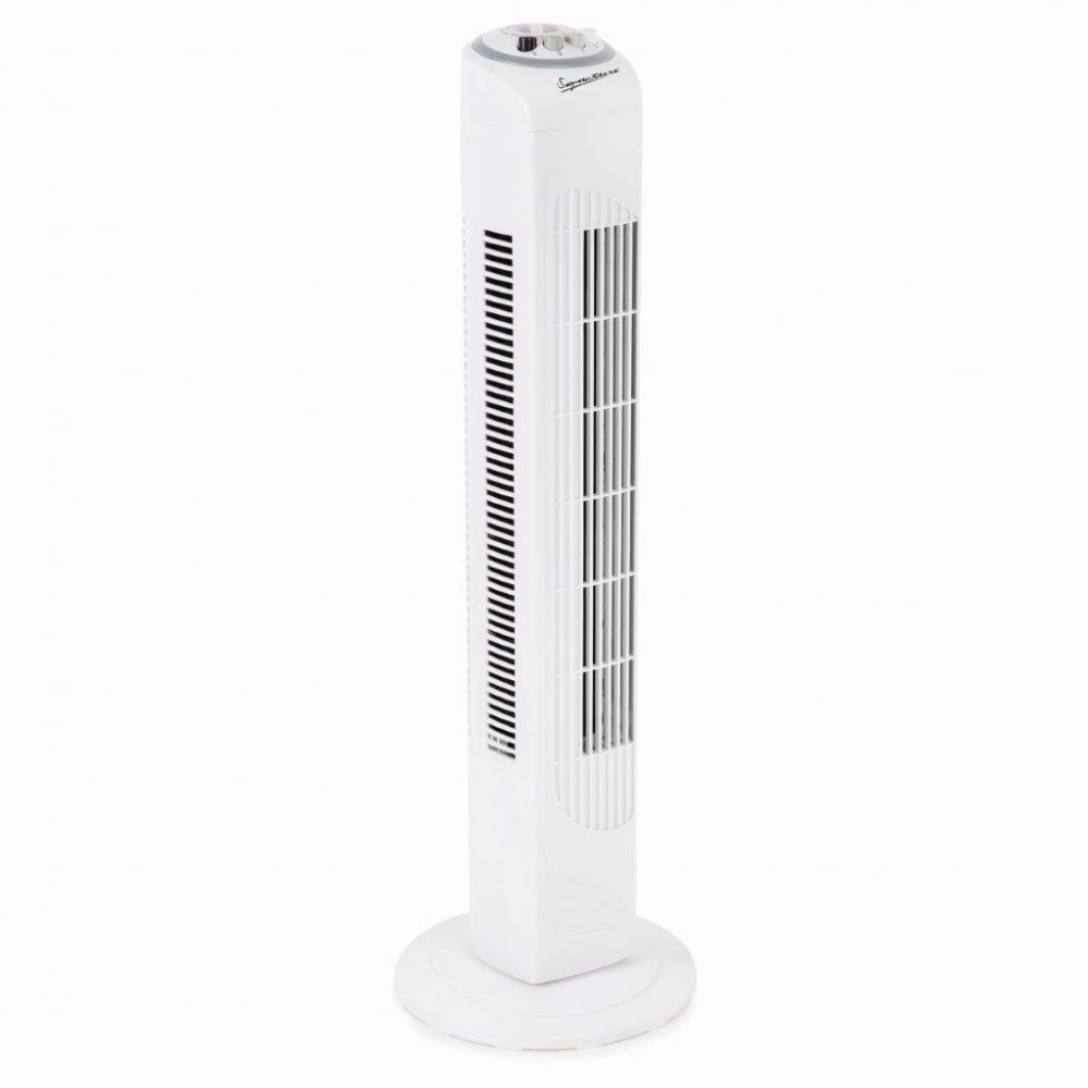"""Signature 29"""" Oscillating Tower Fan - Signature from ..."""