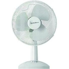 S116N Desk Fan,12-Inch, White