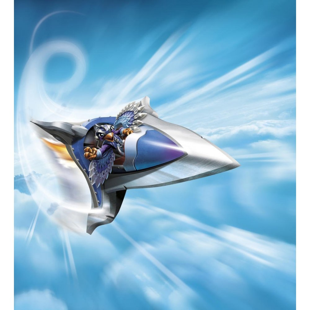 skylanders superchargers vehicle sky slicer ps4 xbox one xbox 360 nintendo wii from. Black Bedroom Furniture Sets. Home Design Ideas