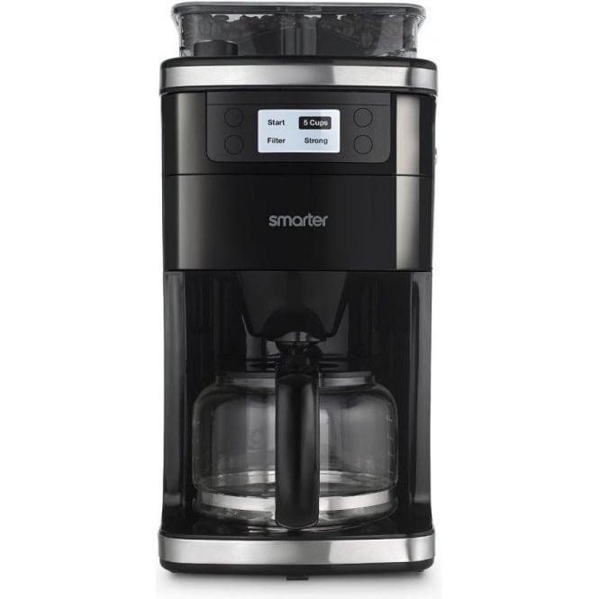 Smarter WiFi Grind & Brew Filter Coffee Machine