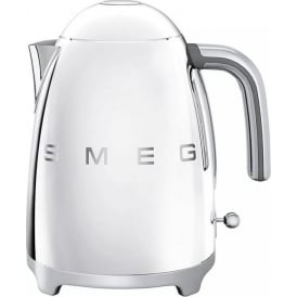 50's Retro Style Aesthetic Kettle, Stainless Steel