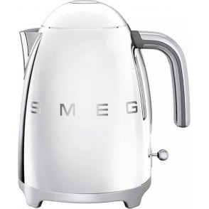 KLF11SSUK 50's Retro Style Aesthetic Kettle, Stainless Steel