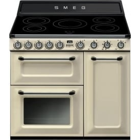 TR93IP Electric Cooker with Induction Hob, Victoria Aesthetic