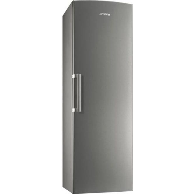 Smeg UK35PX3 Upright Fridge A+, Stainless Steel Effect