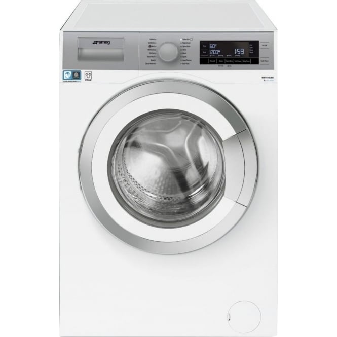 Smeg WHT1114LSUK 11kg,  A+++ Washing Machine, White