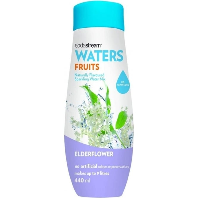 SodaStream Elderflower 440ml