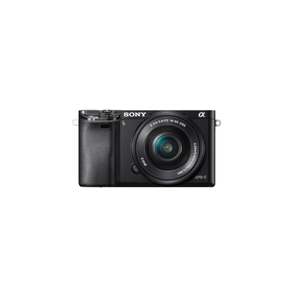 a6000 Camera + 16-50mm Power Zoom Lens