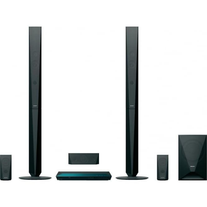 Sony BDV-E4100 Home Theater System
