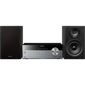 CMTSBT100B Hi-Fi System with Bluetooth
