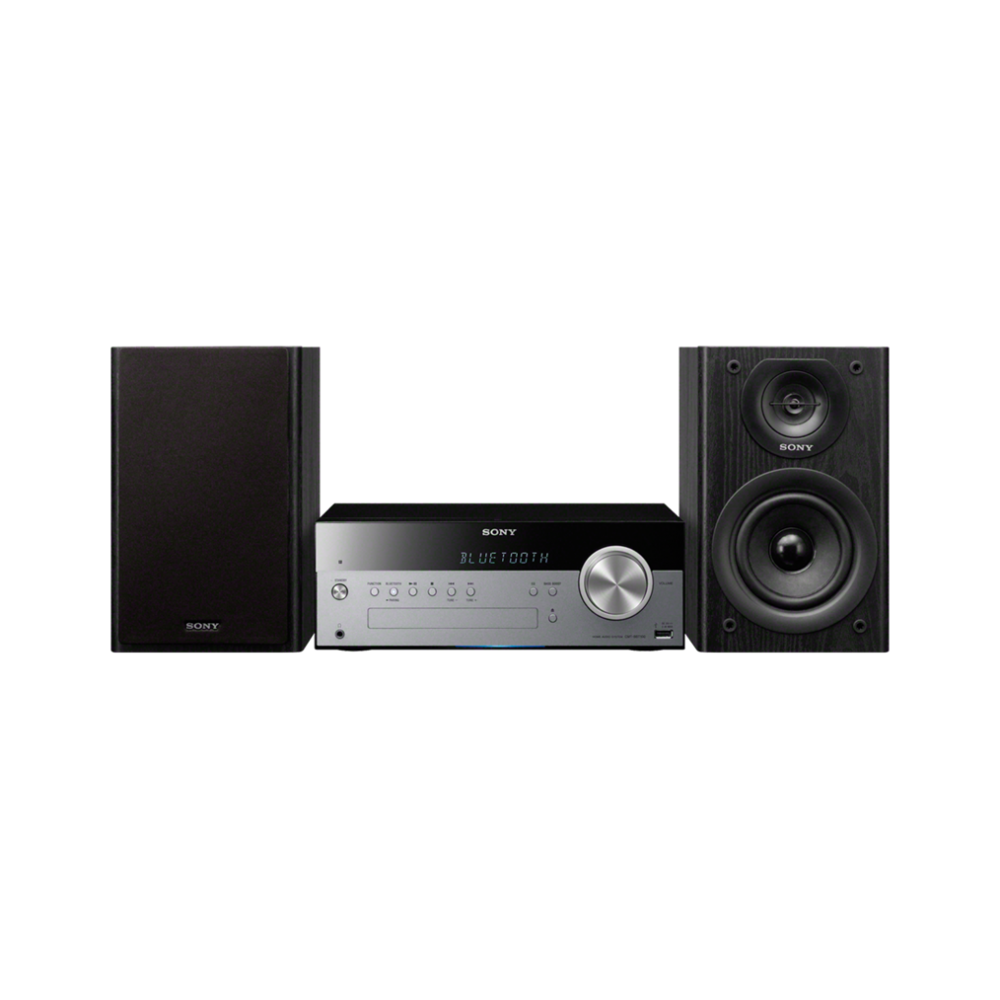sony cmtsbt100b hi fi system with bluetooth sony from. Black Bedroom Furniture Sets. Home Design Ideas