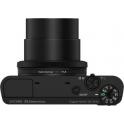 "Sony Cyber-shot DSC-RX100, HD 1080p, 20.2MP, 3.6x Optical Zoom, 3"" LCD Screen, Black"