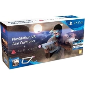 Farpoint and Aim Controller Bundle PS4 VR