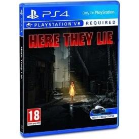 Here They Lie VR PSVR
