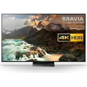 "KD-65ZD9 65"" Ultra HD 4K HDR Android TV"