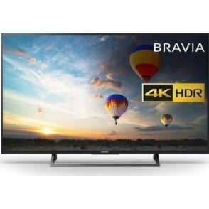 "KD49XE8004BU 49"" Ultra HD 4K Smart Android TV"