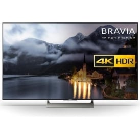 "KD55XE9005BU 55"" Ultra HD 4K Smart Android TV"