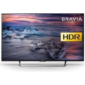 "KDL49WE753BU 49"" Full HD HDR Smart TV"