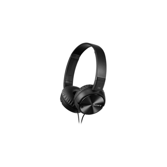 Sony MDR-ZX110NAB Noise Cancelling Headphones