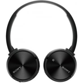 MDR-ZX330BT Portable Bluetooth® NFC™ Headphones, Black
